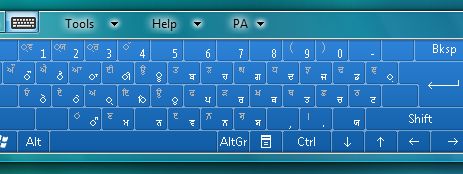 Gurmukhi Keyboard Layout Gurmukhi Keyboard Layout